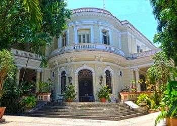 Sede Nacional de la Unión de Escritores y Artistas de Cuba (Uneac) en La Habana. Foto tomada del sitio web de la institución.