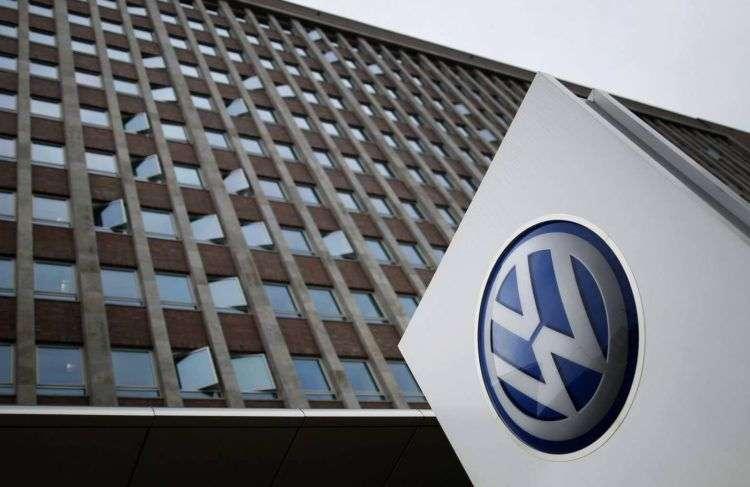 Edificio de la compañía Volkswagen en Wolfsburgo, Alemania. Foto: Ronny Hartmann / AFP.
