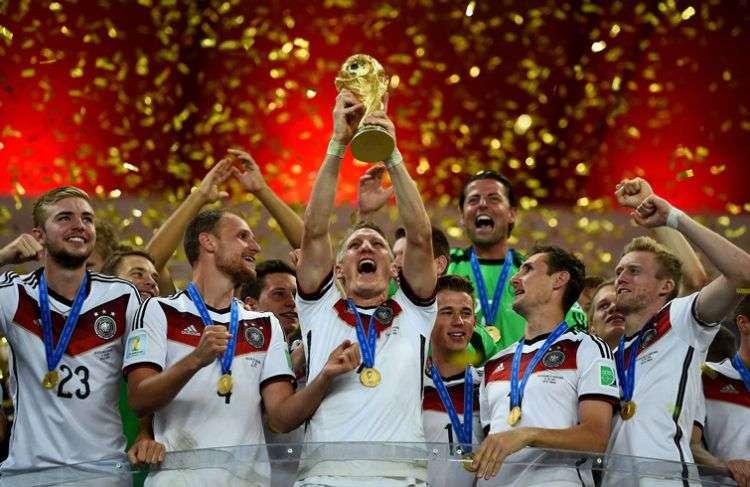 Luego de su título en Brasil 2014, Alemania ha seguido en la cima del fútbol mundial. Foto: FIFA.
