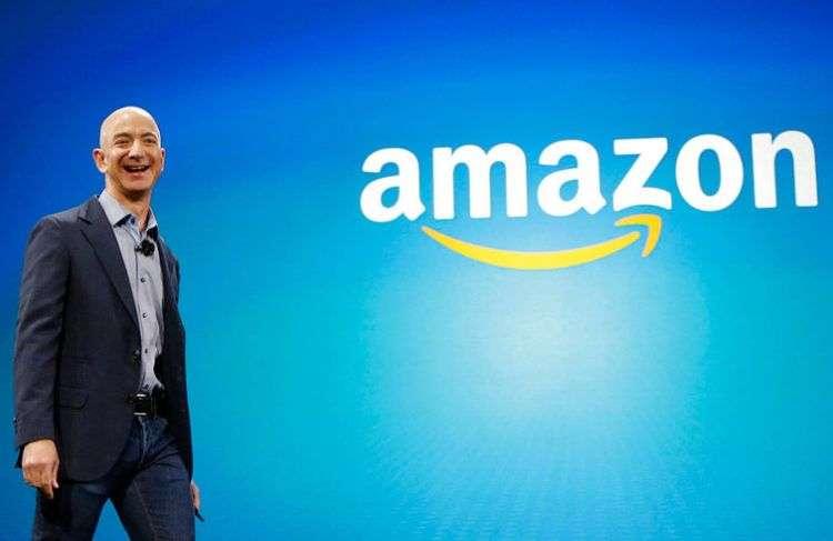 Jeff Bezos, el director general de Amazon, es el hombre más rico del mundo. Foto: Ted S. Warren / AP / Archivo.