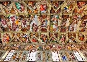 Frescos de la Capilla Sixtina.