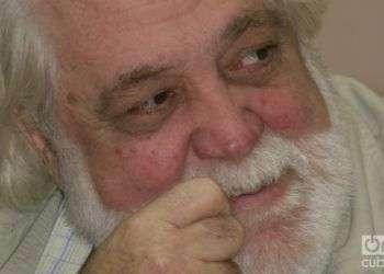Daniel Chavarría. Foto: Alejandro Ramírez Anderson.