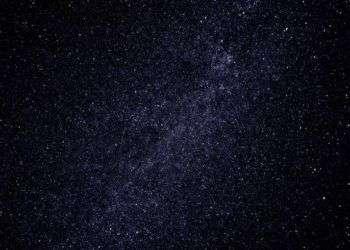 La Vía Láctea vista desde La Tierra. Foto: pixabay.com.