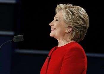 Hillary Clinton ha sido la mujer más admirada en los Estados Unidos por 16 años consecutivos, según la encuestadora Gallup. Foto: Lucas Jackson / Reuters.
