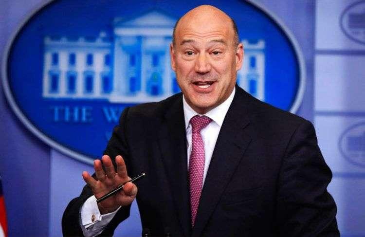 La renuncia de Gary Cohn, asesor económico de Trump, es la más reciente en el actual gabinete presidencial. Foto: Manuel Balce Ceneta / AP.