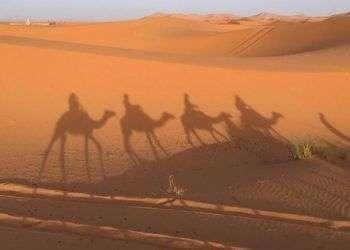 El polvo del Sahara viaja más allá de África y llega a Cuba. Foto: lastampa.it