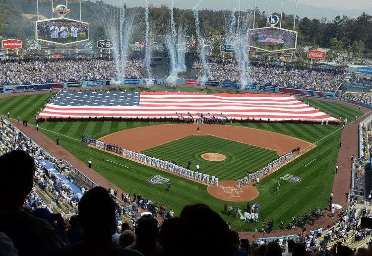 Dodger Stadium. Foto: Harry How / Getty Images.