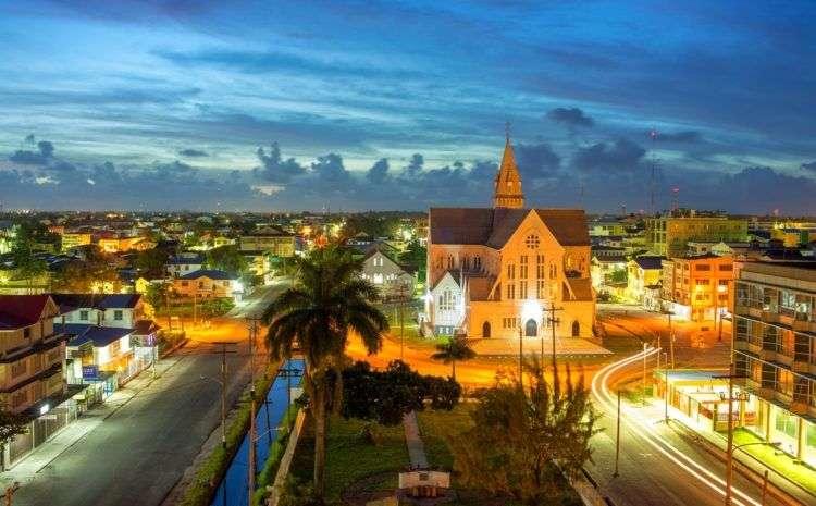 Georgetown, Guyana. Foto: caribbeannationalweekly.com.