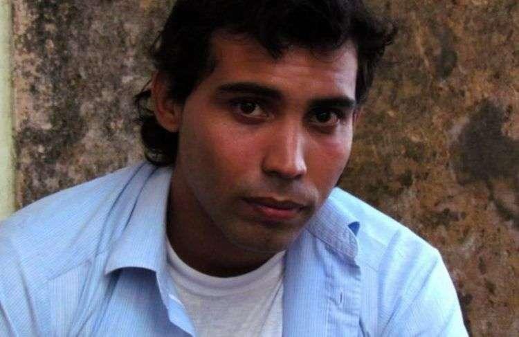 Julio Batista Rodríguez, graduado de Periodismo en 2013 en la Universidad de La Habana. Foto: Tomada de su perfil de Facebook.