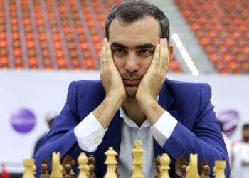 Leinier Domínguez. Foto: Chess24.