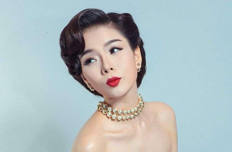 Le Quyen, la reina del bolero en Viet Nam. Foto: Tang Tang.