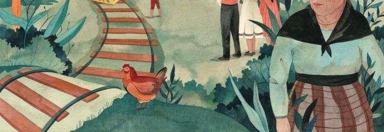 Ilustración: Luisa Rivera.