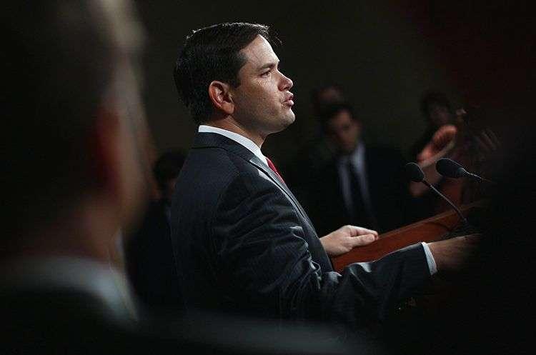 """Marco Rubio presidirá una audiencia en el Senado sobre los """"ataques acústicos"""" en La Habana. Foto: Getty Images."""