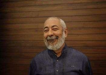 Leonardo Padura. Foto: Sáshenka Gutiérrez / EFE.