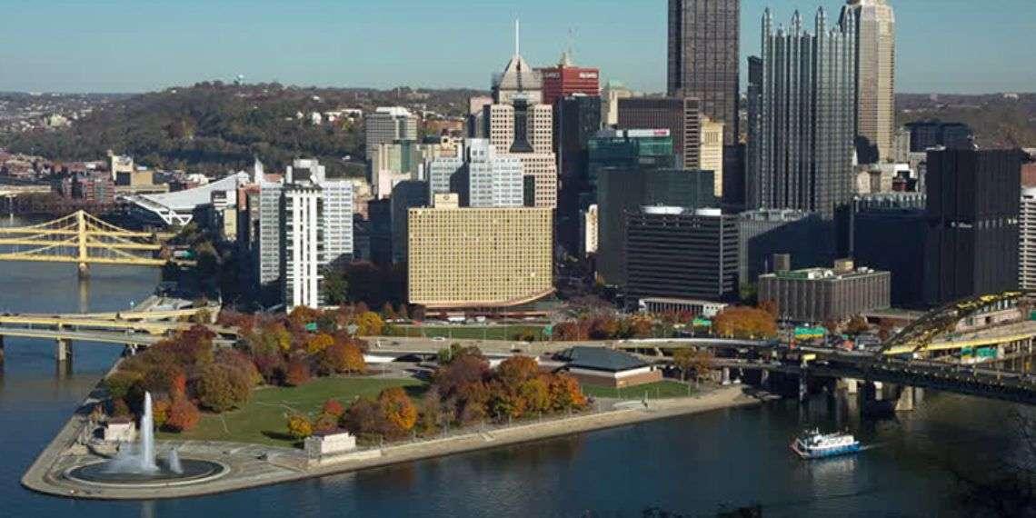 Pittsburgh será una de las ciudades donde se lanzará la unión de Pensilvania con Engage Cuba. Foto: footage.framepool.com