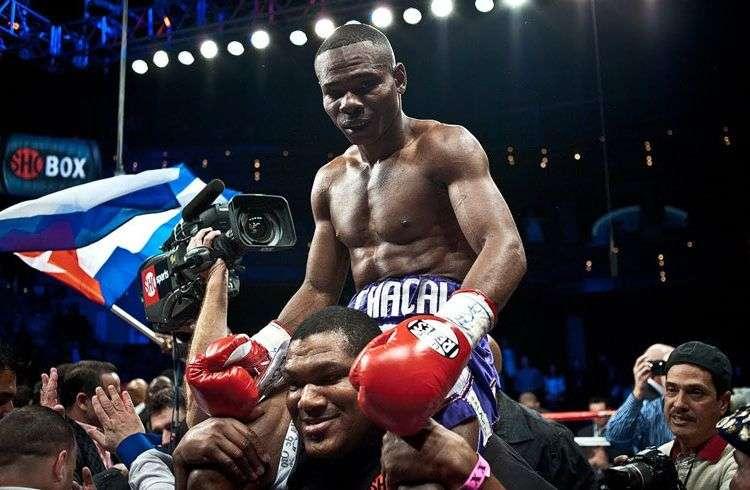 El boxeador cubano Guillermo Rigondeaux. Foto: Boxing HD.