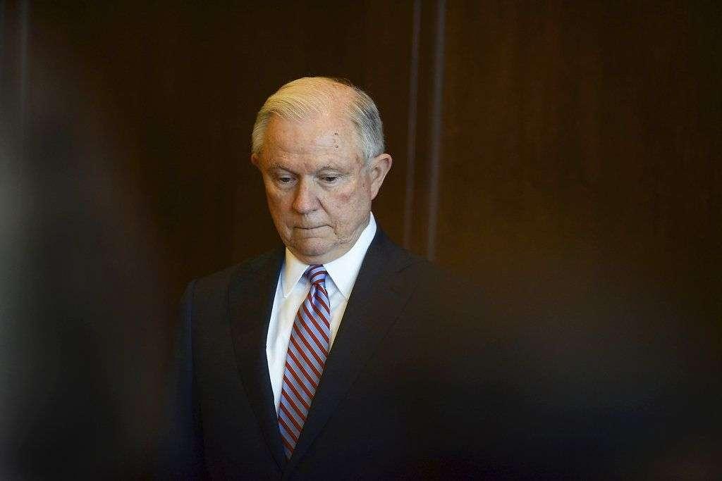 El secretario de Justicia Jeff Sessions. Foto: Butch Comegys/The Times-Tribune vía AP.