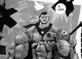 Fragmento de la portada de Supervivo (octubre de 2017). Foto: Supervivo / Facebook.