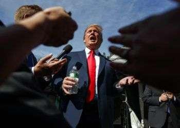Foto: Evan Vucci / AP.