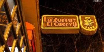 Club de jazz La Zorra y el Cuervo. Foto: Claudio Pelaez Sordo.