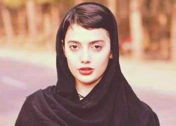 La joven iraní Maedeh-Hojabri de 18 años.