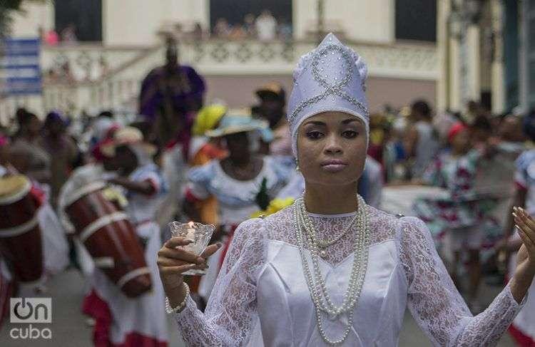 Festival del Caribe de 2018, en Santiago de Cuba. Foto: Frank Lahera Ocallaghan / Archivo.