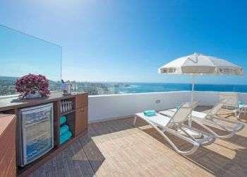 Iberostar Bouganville Playa en España, de la gama de Star Prestige. Foto: Twitter IberostarClub.