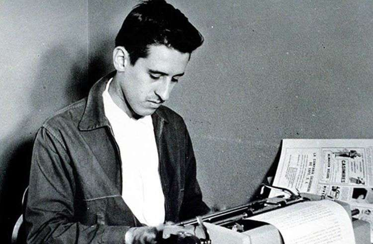 El poeta Roque Dalton.