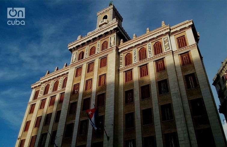 Edificio Bacardí. Foto: Otmaro Rodríguez