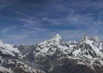 Alpes suizos. Foto: pxhere.com