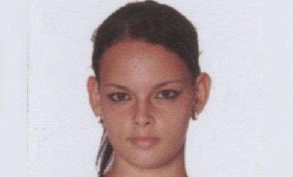 Leidy Maura Pacheco Mur, 18 años, violada y asesinada en septiembre de 2017 en Cienfuegos.