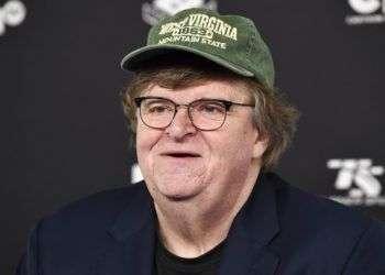 El documentalista estadounidense Michael Moore. Foto: Evan Agostini / Invision / AP / Archivo.