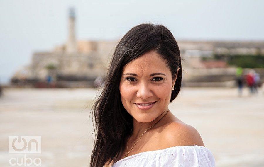 Ariana Álvarez. Foto: Claudio Pelaez Sordo.
