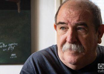 Juan Padrón. Foto: Ismario Rodríguez / Archivo OnCuba.