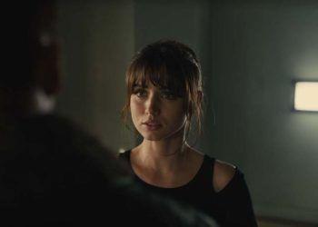 """Ana de Armas en el filme """"Blade Runner 2049"""". Foto: sensacine.com"""