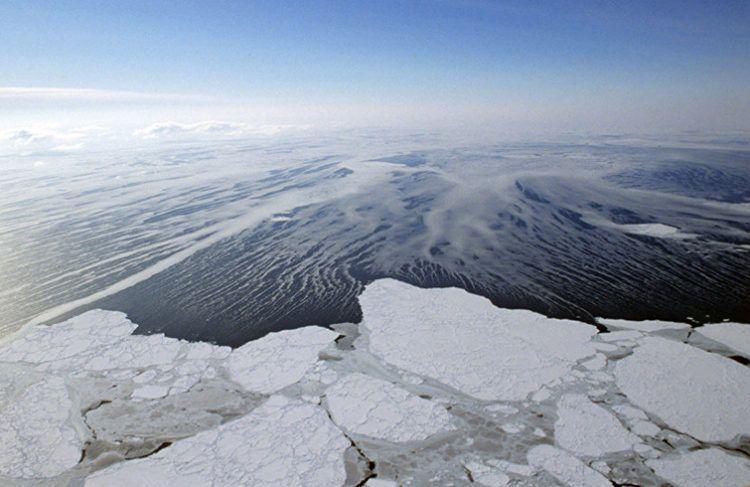 El estrecho de Bering, vía de emigrantes cubanos rumbo a Alaska. Foto: Sputnik Mundo.