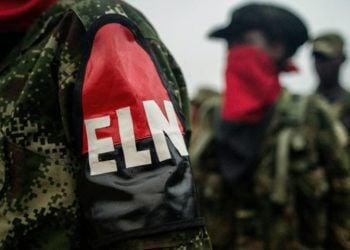 Guerrilleros del ELN. Foto: @elespectador / Twitter/Archivo.