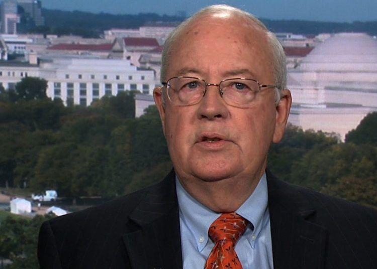 Ken Starr. Foto: CNN.