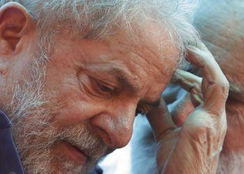 El expresidente brasileño Luiz Inácio Lula da Silva en una foto del 26 de marzo de 2018 durante un mitin en Francisco Beltrao, Brasil. Foto: Eraldo Peres / AP / Archivo.