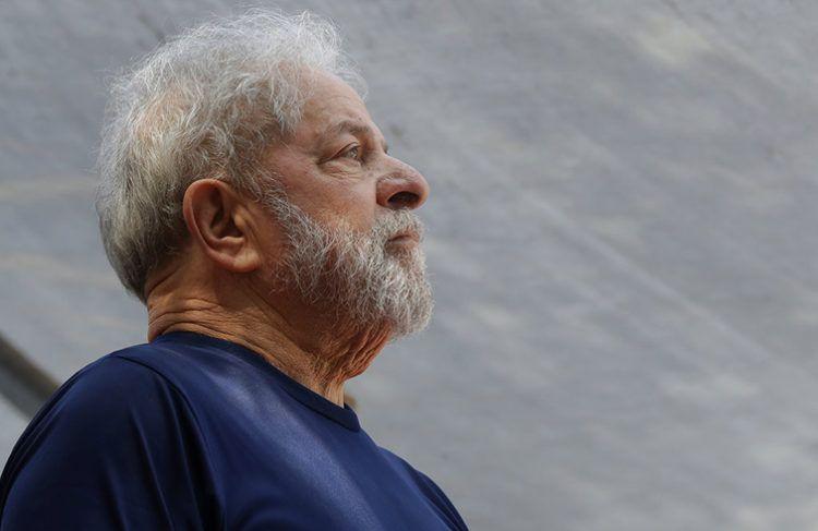 La candidatura presidencial de Lula fue vetada por el Tribunal Supremo Electoral de Brasil. Foto: Andre Penner / AP / Archivo.