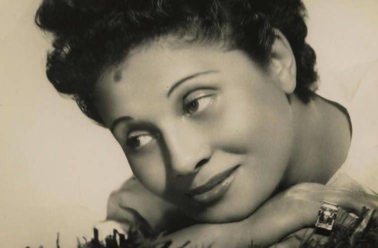 Rita Montaner.