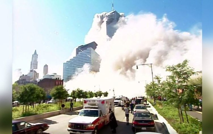 Foto: captura de video Mark LaGanga