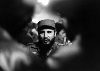 Fidel Castro en 1959. Foto: Grey Villet / The LIFE Picture Collection / Getty Images.
