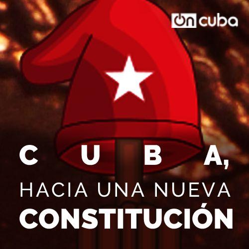 Reforma constitucional en Cuba