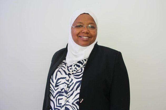 """""""Este es un momento histórico, un punto de inflexión para Túnez"""" dijo la activista Jamila Ksiksi, discriminada por se negra y por usar velo."""