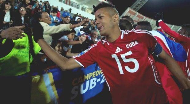 Diz Pe vivió momentos excepcionales con la selección nacional. Foto: Tomada de Cubadebate