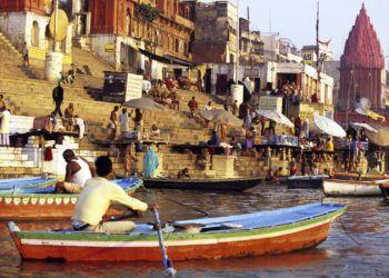 Río Ganges, India. Foto: blog.evaneos.es