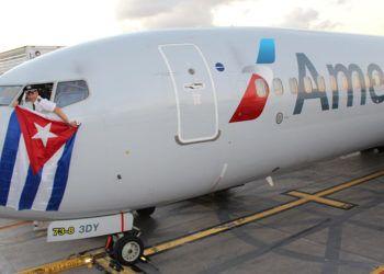 American Airlines anunció un vuelo a Santiago de Cuba a partir de 2019. Foto: bizjournals.com