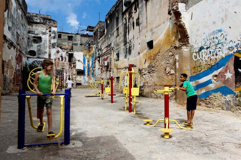 La Habana, Cuba. Foto: Yander Zamora / EFE.