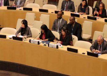 Delegación de Cuba ante la ONU respondió intento de condena a la Isla.